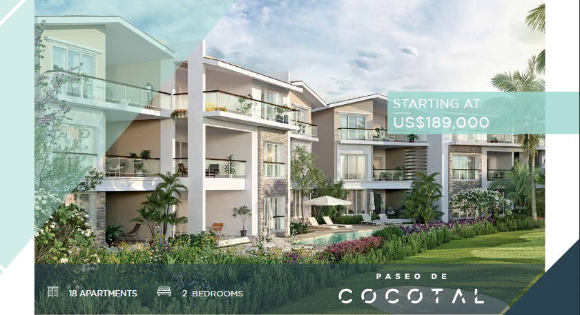 Paseo de Cocotal