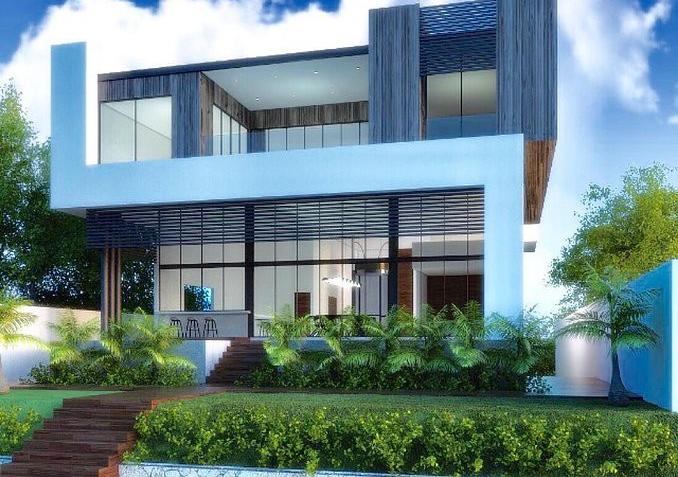 Luxury Villa at Puerto Cancun