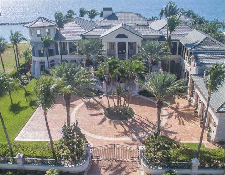 Ocean Club Estates Mansion