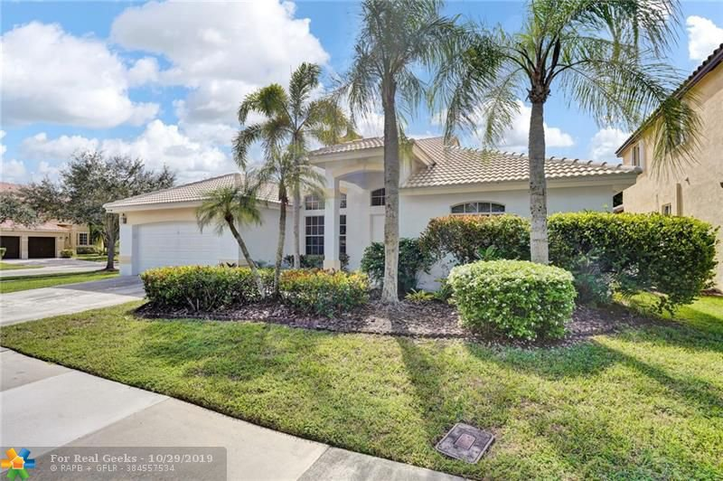 764 Heritage Way, Weston, FL 33326