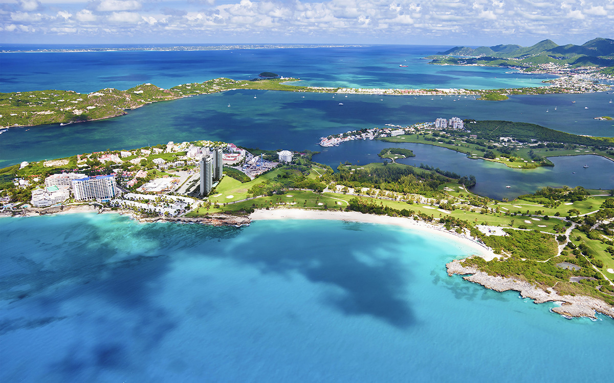 Penthouse – Mullet Bay 14 Towers A&B