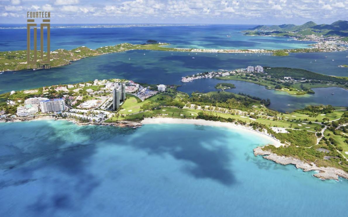 Fourteen Towers Mullet Bay Sint Maarten