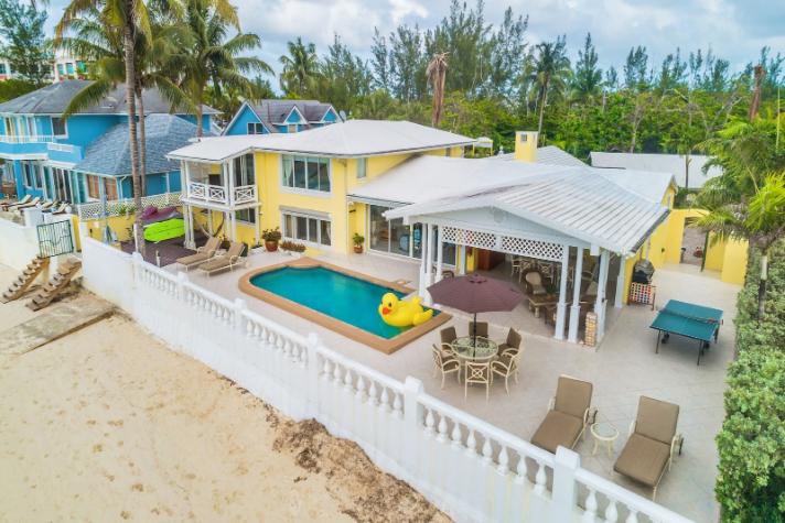 Shangri-La Beachfront Estate