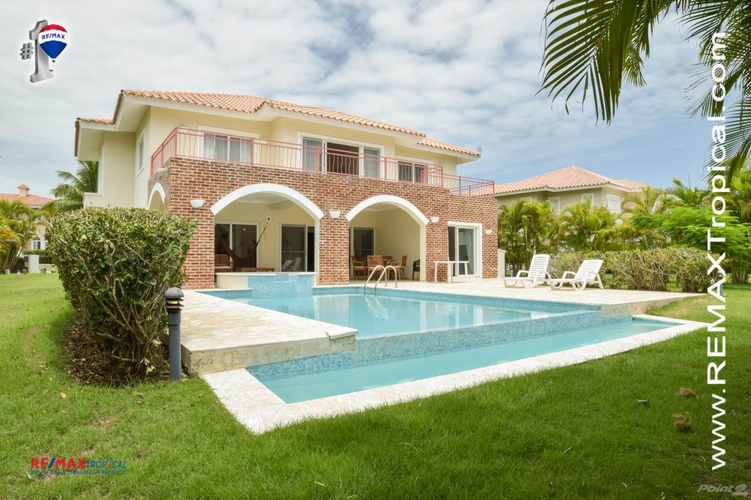 Cocotal 4BR Villa