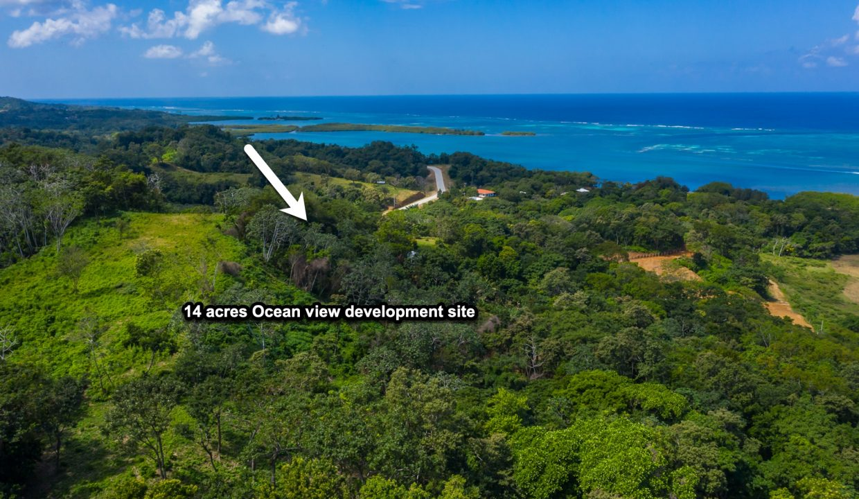 14 acres develpment site 1