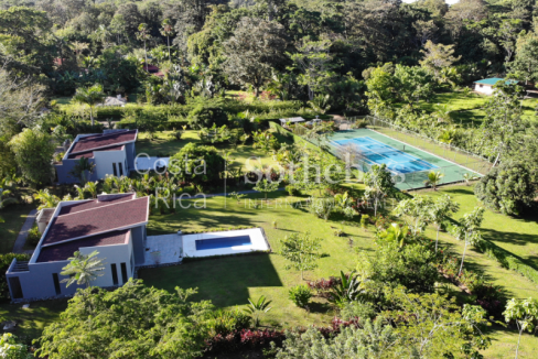 4-home-5-acre-investor-rental-compound-with-tennis-court-and-pools-Costa-Rica-Ushombi-7