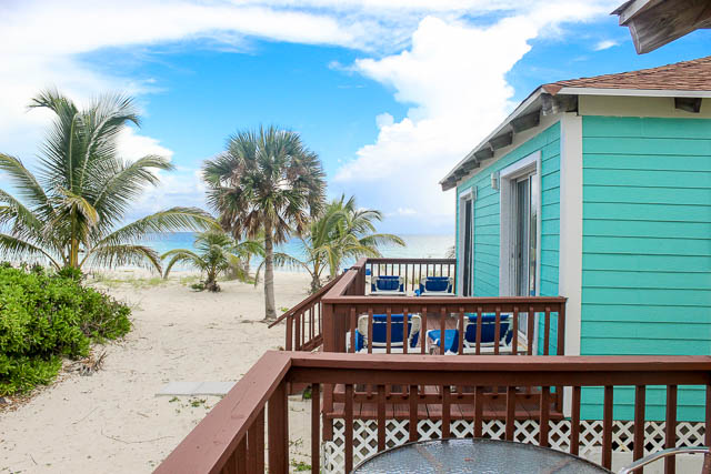 Beachfront Cottage in East Grand Bahama