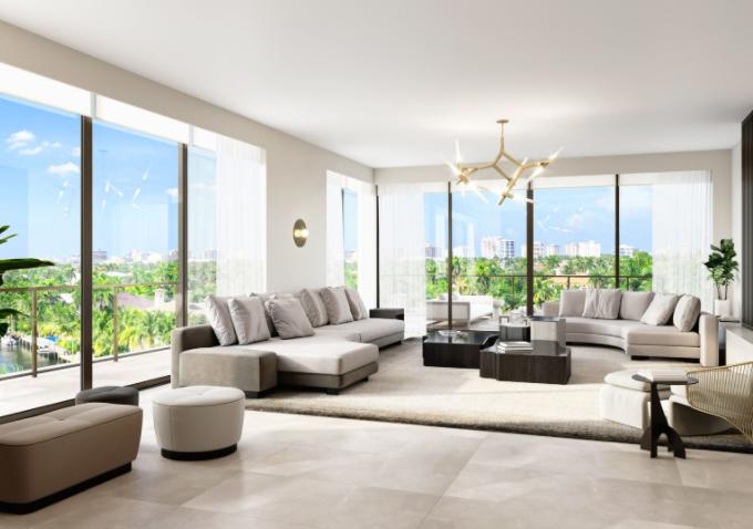 160 Marina Bay – Amalfi Residence Unit 201