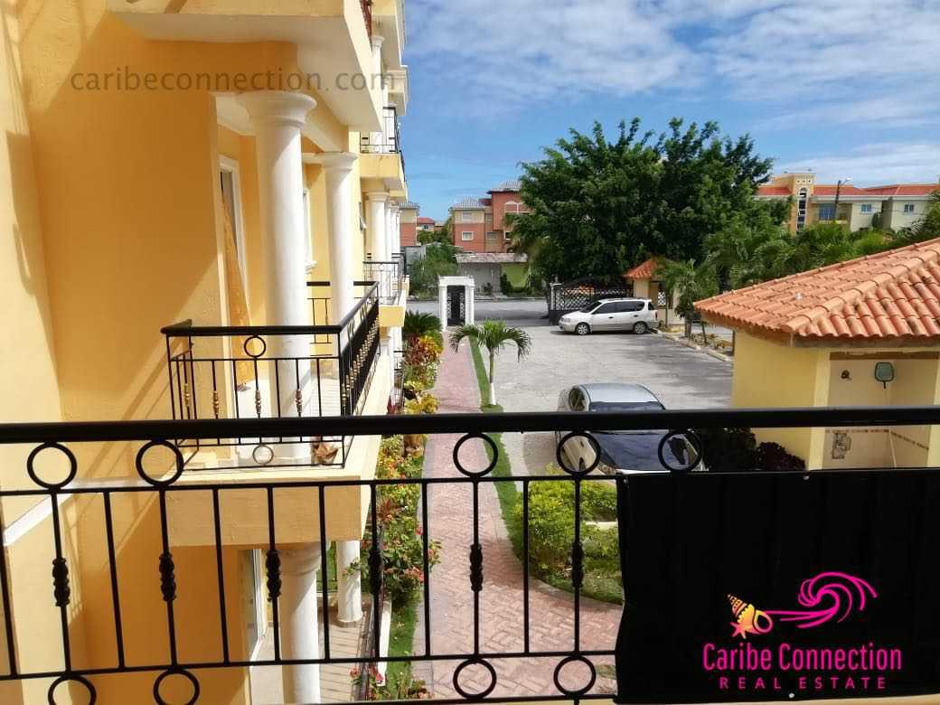Affordale 2 BDR Condo in Popular Community in Bavaro!